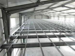 Hale stalowe | Tak zbudowane są magazyny, budynki przemysłowe, hale wystawowe i wielofunkcyjne, supermarkety.